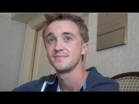 Tom Felton On Growing Up As Draco Malfoy In The Harry Potter Universe