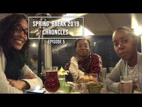 Episode 5: Spring Break Chronicles - Santorini Dress Shoot Dinner Talk