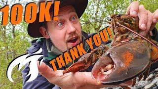 1000$ Surf´n Turf: Lobster & Kobe Beef grilled 🔥🔥🔥
