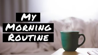 My Morning Routine  | Fitness | Men