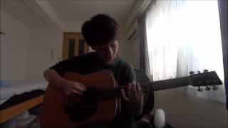 ギターでぶっ叩きました。 チューニングはオープンDmです。ごめんなさ...