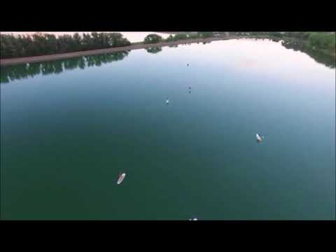 Sunset Paddle With Altitude Paddleboards