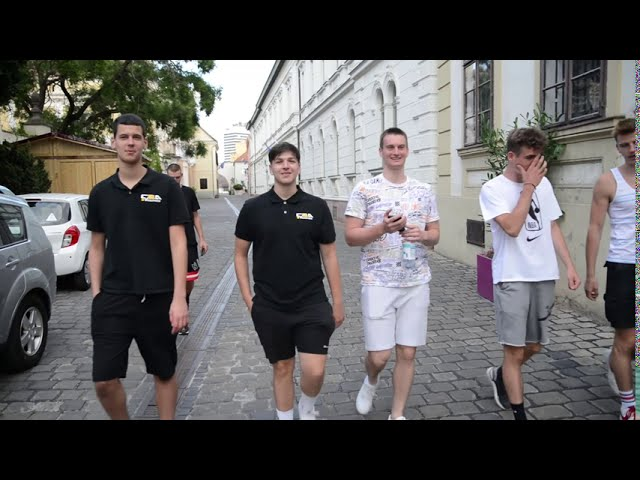 CBA-Veszprém Summer Camp - Week 1