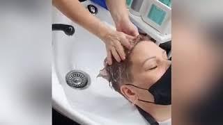 Женская укладка на короткие волосы