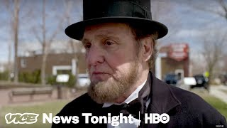 Dozens Of Abe Lincolns Descended On This Small Town In Illinois (HBO)