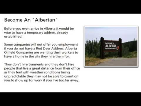 Oilfield Jobs Alberta Investigate An Challenging New Career