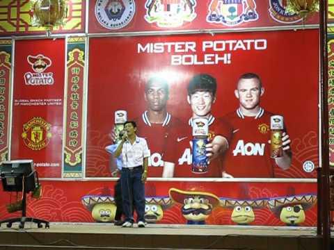 Karaoke Malacca - Mr. Potato
