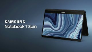 Samsung Notebook 7 spin review and all features explanation and price