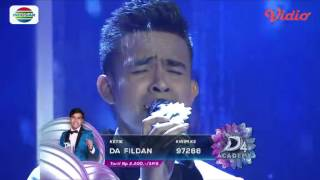 Video Fildan, Bau Bau - Gerimis Melanda Hati (D'Academy 4 Konser Kemenangan) download MP3, 3GP, MP4, WEBM, AVI, FLV Juli 2018