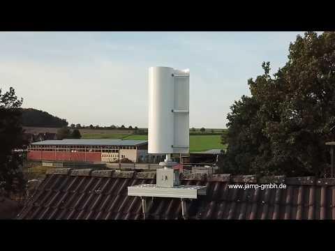 Kleinwindkraft in NRW ( Windmover und Photovoltaik ) - Скачать видео ...