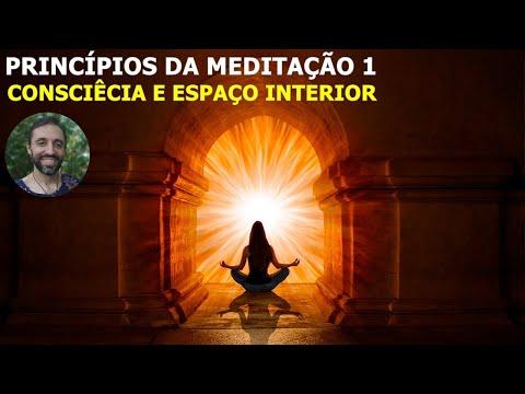 Principios da meditação | Rafael Zen | Reconexão Interior - Autoconhecimento