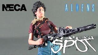 Toy Spot - NECA Aliens Lt. Ripley (Kenner Version)