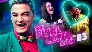 THE FINAL LEVEL SHOW EP3 - ROBIN HOOD E MOONKASE SE CASARAM