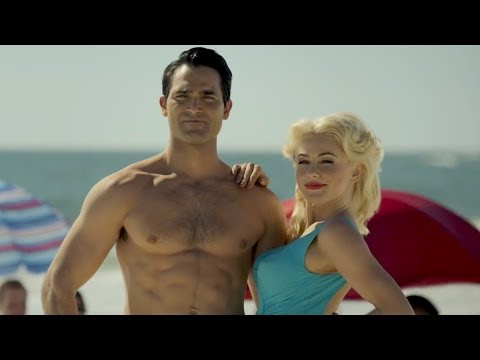 'Bigger'   2018  Tyler Hoechlin, Julianne Hough