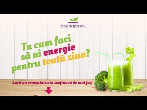 Cum sa ai mai multa energie in 15 minute pe zi si un smoothie verde
