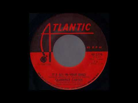 1970_308 - Clarence Carter - It's All In Your Mind - (45)