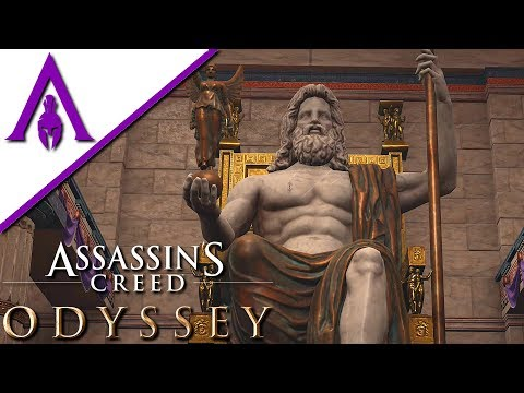 Assassin's Creed Odyssey #117 - Tal von Olympia - Let's Play Deutsch thumbnail