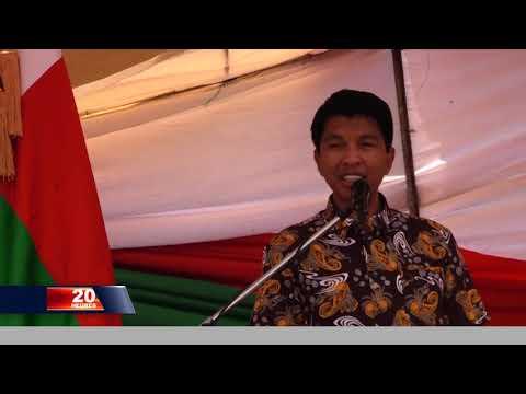INFO K MADA PRM Sarobaratra Ifanja Itasy DU 17 NOVEMBRE 2019 BY KOLO TV