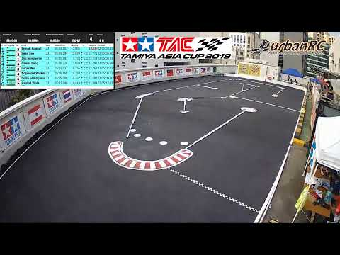 Tamiya Asia Cup Singapore Finals 2019 - Day  2 Qualifying