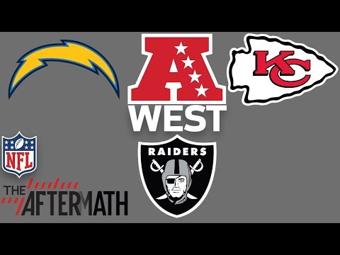 Who Will Win the AFC West? | The Aftermath | NFL Network