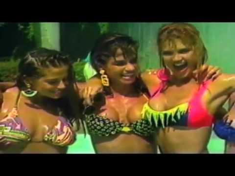 Bikini A Lunares Amarillo / The Sacados