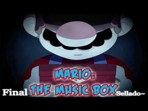 EL FINAL DEL MARIO VERDE!!  | Mario The Music Box #5 en ESP