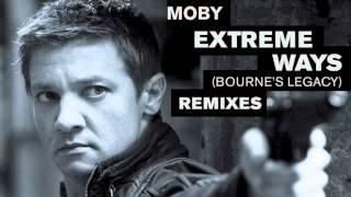 Moby - Extreme Ways (Moguai Remix) Bourne