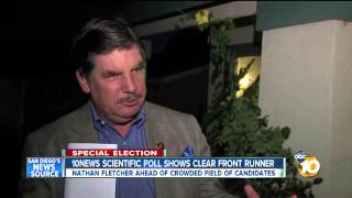 Political Analyst John Dadian comments on 10News/U-T San Diego poll