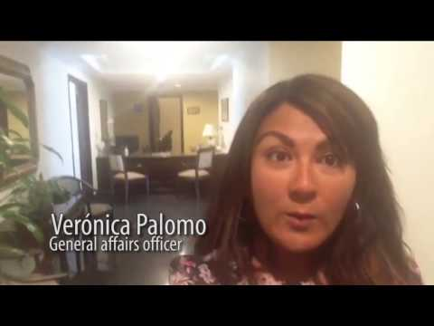 Vlog #2 Day 1: Consular services and behind the scenes of the pop-up embassy