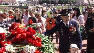 День Победы 2012 год в Луховицах. Часть 2