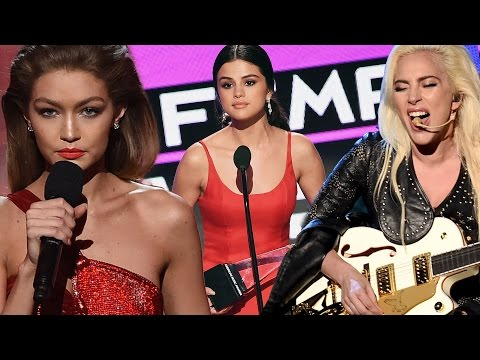7 Best Moments From the 2016 American Music Awards