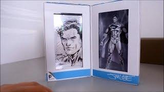 Blueline Superman Jim Lee Figure *Item Log*