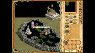 Хитрости с порталами постройка за стенами и другое в редакторе герои 4 Хроники картостроителя