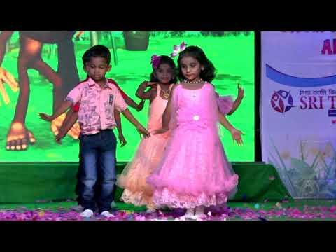 Kukkur Kukkur Kurakkam… dance by Grade 1 Students