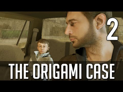 [2] The Origami Case (Let