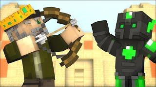 Minecraft | EL REY DEL DESIERTO!! | c/ sTaXx Minijuego SKYWARS TEAM