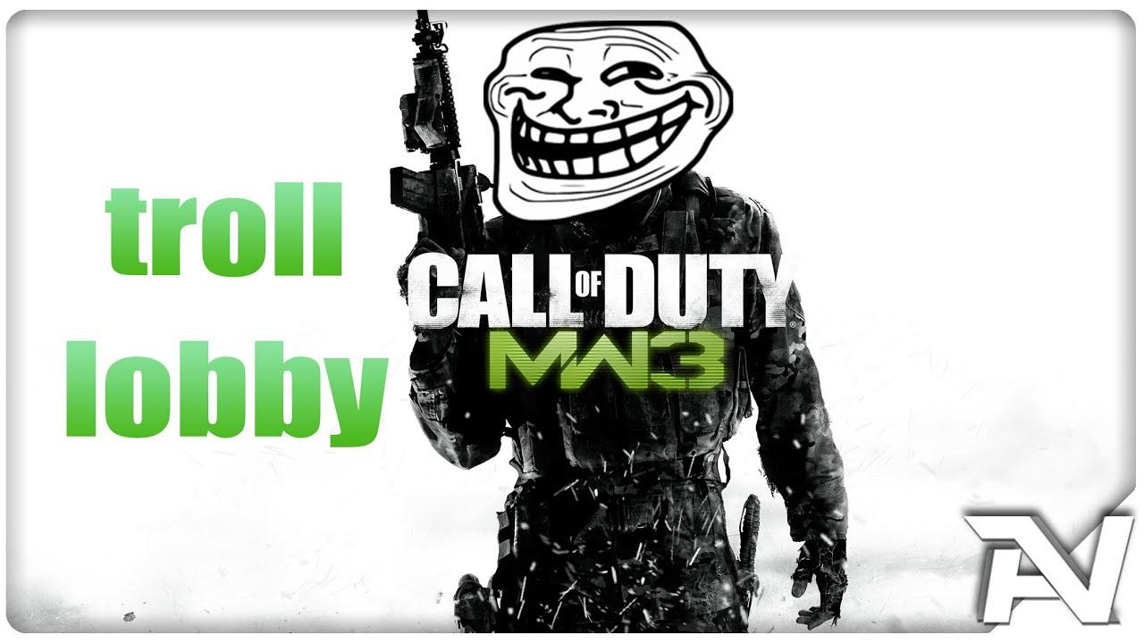 Call of Duty Modern Warfare 2 Hacked Lobby PC - video ...