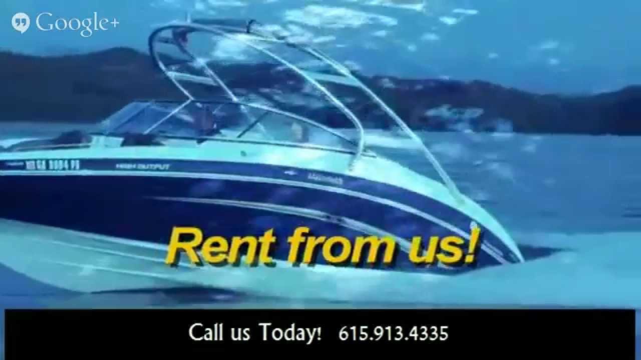 Boat rental in nashville tn downtown
