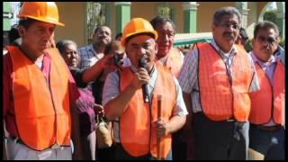 PRIMERA PIEDRA MERCADO SAN PABLO HUIXTEPEC
