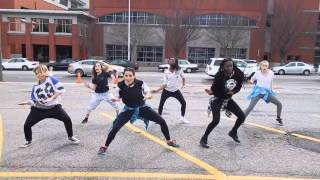 pep rally   missy elliot richmond urban dance video choreography by mandy helmlinger