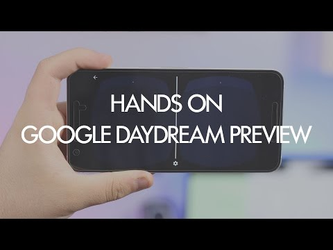 Hands-on with Google Daydream developer preview