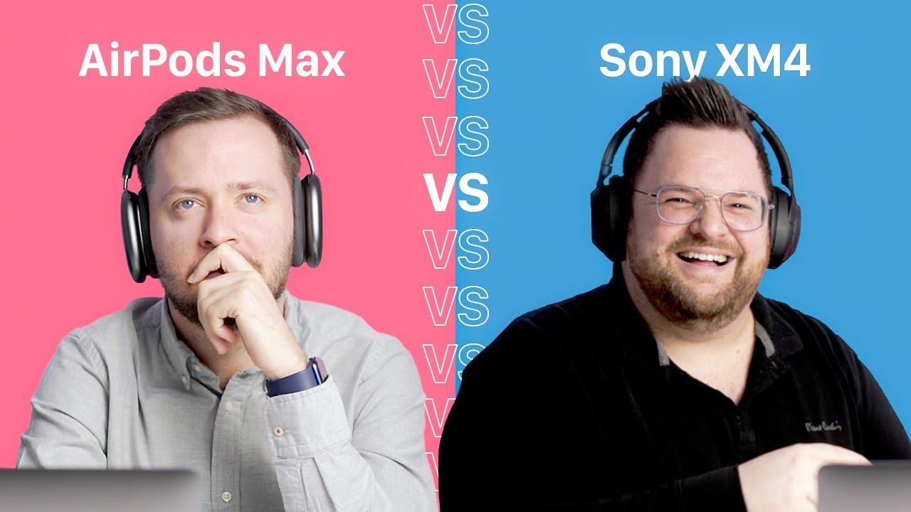 Download 🔥 AirPods Max vs Sony WH 1000XM4, ¿CUÁL COMPRAR?