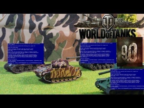 World Of Tanks - Update 9.0