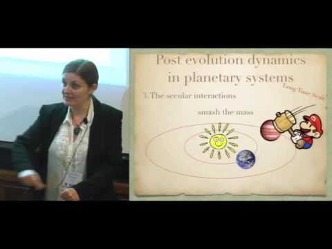 Post formation Dynamical Evolution of Exoplanet Systems — Smadar Naoz (UCLA) 2015