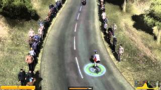 Pro Cycling Manager 2012 - Gameplay - Sagan Impressive Attack
