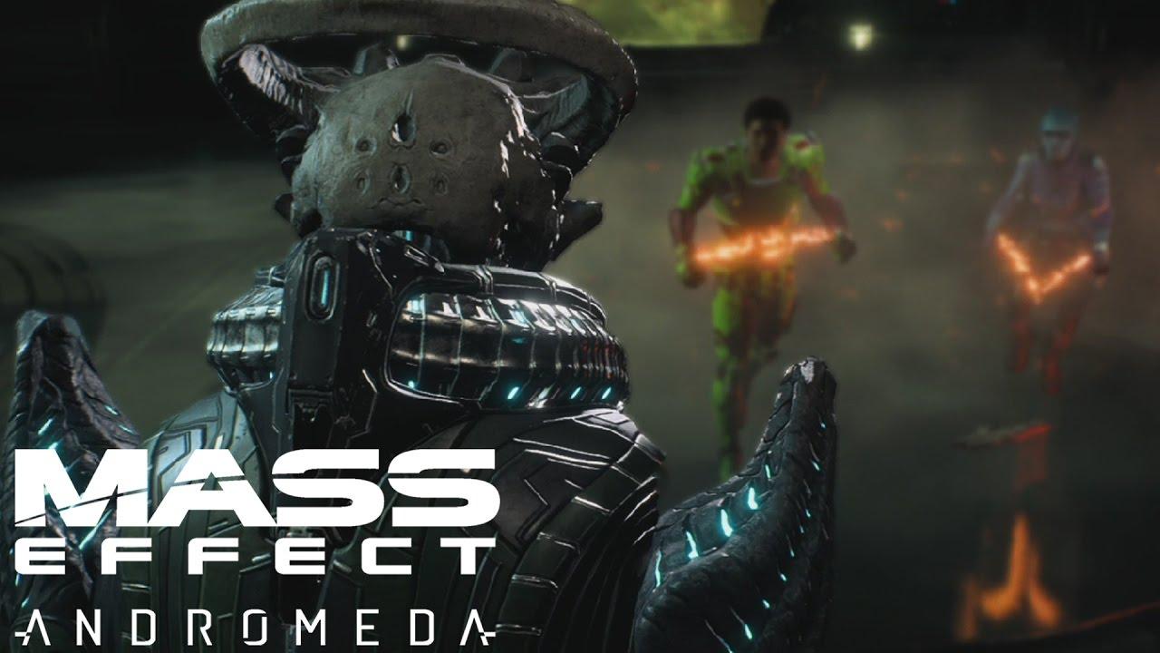 Mass Effect Andromeda Walkthrough Part 6 Salarian Ark Archon Hunt