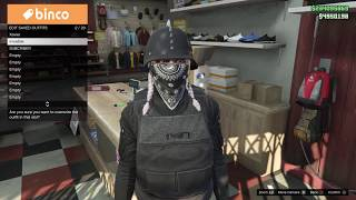 SIMPLE FEMALE TRYHARD/RnG OUTFIT USING CLOTHING GLITCH (GTA 5 Online)