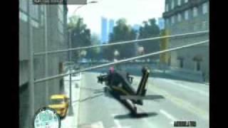 GTA IV PC Gameplay 2