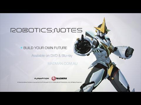 Robotics;Notes Official Trailer