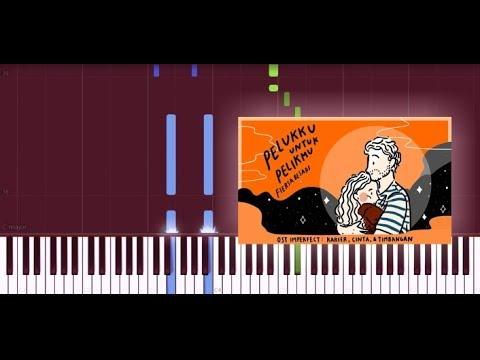 Download Fiersa Besari - Pelukku untuk Pelikmu OST Imperfect: Karier, Cinta, & Timbangan Piano Tutorial Mp4 baru